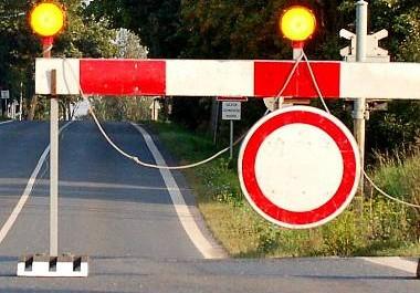 Uzavírka – Oprava mostu u prodejny COOP /Jednoty/