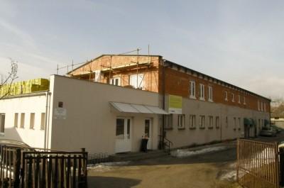 Nástavba a stavební úpravy mateřské školy