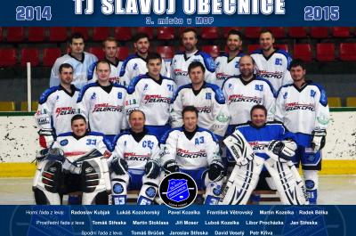 Výsledky hokejového týmu TJ Slavoj Obecnice