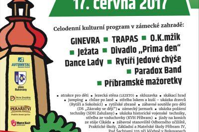 Pozvánka na XI. Zámeckou slavnost v Bukovanech