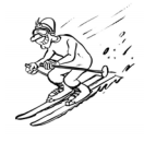 Velká červnová cena Rezervace v běhu na lyžích