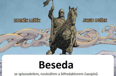 Beseda 100 let Československa se Zdeňkem Ležákem