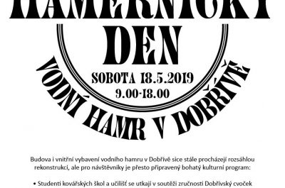 Pozvánka na 28. Hamernický den