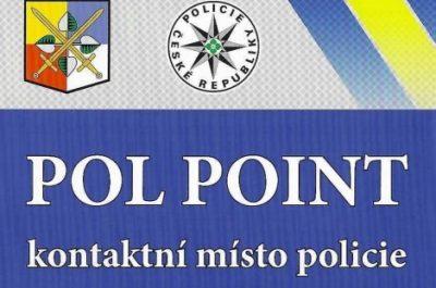 POL POINT kontaktní místo policie